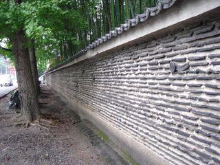 大徳寺 土塀