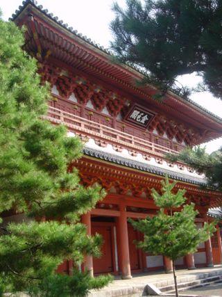 大徳寺 三門