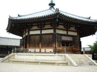 2011 法隆寺 (夢殿)